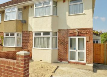 Thumbnail 4 bedroom semi-detached house to rent in Stanley Avenue, Filton, Bristol