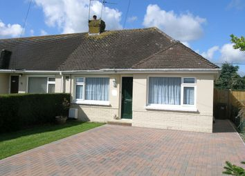 Thumbnail 2 bed semi-detached bungalow for sale in Western Avenue, Polegate