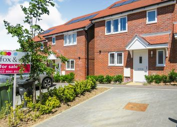 Thumbnail 3 bed end terrace house for sale in Judges Gully, Bishopstoke, Hampshire