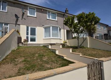Thumbnail 4 bed terraced house for sale in Taunton Avenue, Plymouth