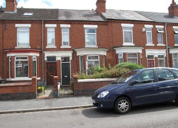 Thumbnail 4 bedroom terraced house to rent in Nelson Street, Crewe