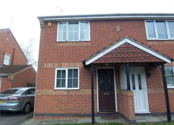 Thumbnail 2 bed semi-detached house to rent in Lindleys Court, Kirkby-In-Ashfield, Nottingham