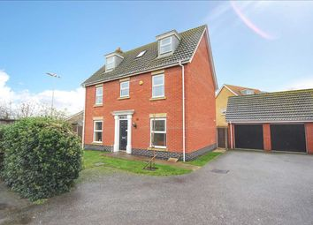 Thumbnail 5 bed detached house for sale in Pottersfield, Great Cornard, Sudbury