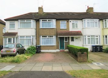 Thumbnail 3 bed terraced house for sale in Southbury Avenue, Enfield, Greater London