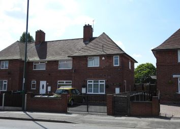 Thumbnail 3 bedroom semi-detached house for sale in Ravensworth Road, Bulwell, Nottingham