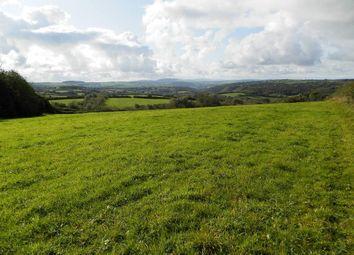 Land for sale in Ffostrasol Road, Nr Blaencillech, Newcastle Emlyn, Carmarthenshire SA38 9Ep