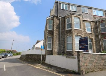 Thumbnail 1 bedroom flat to rent in Trenance Road, Newquay