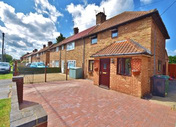 Thumbnail 2 bed semi-detached house for sale in Foxhall Road, Didcot