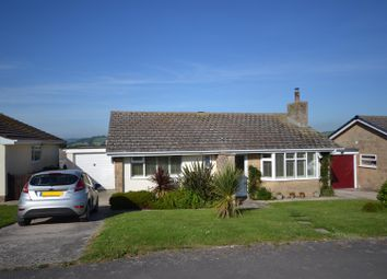 Thumbnail 2 bed detached bungalow for sale in Brit View Road, West Bay, Bridport
