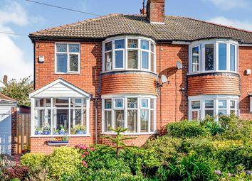 Thumbnail 3 bed semi-detached house for sale in Hustler Road, Bridlington, East Yorkshire