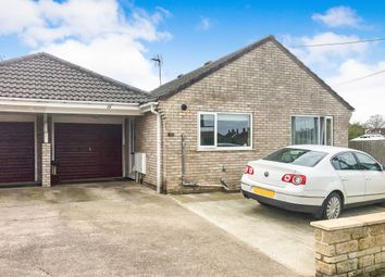Thumbnail 2 bed bungalow for sale in Park Crescent, Washingborough, Lincoln