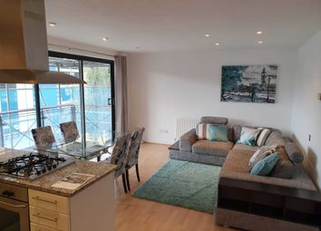 Thumbnail 1 bed flat to rent in 1 Bedroom Apartment (With Parking), Westferry Road, South Quay