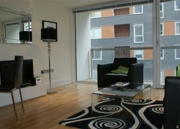 Thumbnail 1 bed flat for sale in Denison House, 20 Lanterns Way, South Quay, Canary Wharf, London, United Kingdom