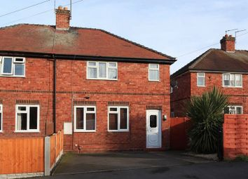 Thumbnail 3 bedroom semi-detached house to rent in Hollies Road, Wellington, Telford