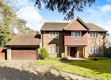 Thumbnail 5 bed detached house for sale in Upper Woodcote Village, Webb Estate, West Purley