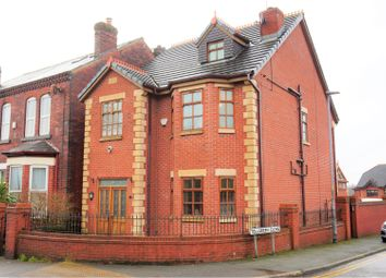 Thumbnail 4 bed detached house for sale in Hall Lane, Wigan
