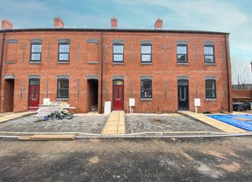 Thumbnail 3 bed end terrace house for sale in Rutland Mill, Ilkeston