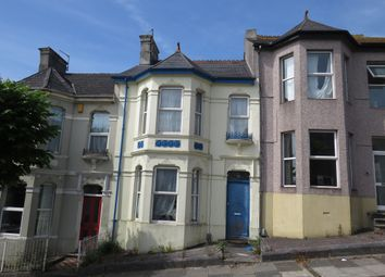 Thumbnail 2 bedroom terraced house for sale in Seymour Avenue, Lipson, Plymouth