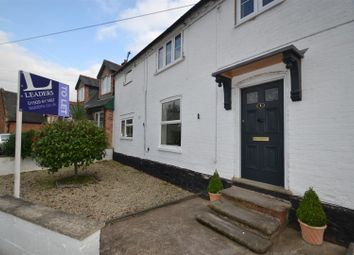 Thumbnail 1 bedroom flat to rent in Cross Street, Hathern, Loughborough