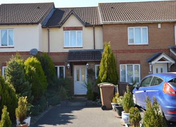 Thumbnail 2 bed terraced house for sale in Bridle Close, Plymouth, Devon