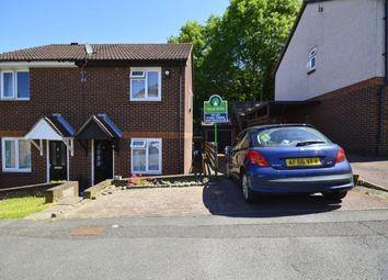 Thumbnail 2 bed semi-detached house to rent in Gorham Drive, Downswood, Maidstone