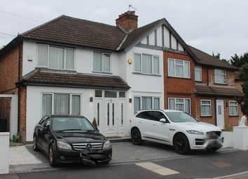 Thumbnail 3 bed semi-detached house for sale in Silver Close, Harrow
