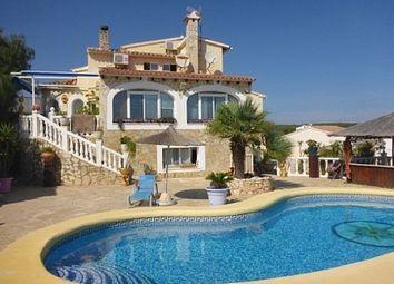 Thumbnail 4 bed villa for sale in 03726 Benitachell, Alicante, Spain