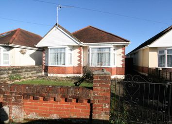 Thumbnail 3 bed detached bungalow for sale in Kingswell Road, Ensbury Park, Bournemouth