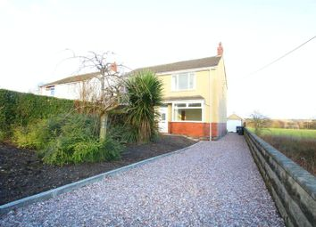 Thumbnail 2 bedroom semi-detached house for sale in Tunstall Road, Knypersley, Stoke-On-Trent