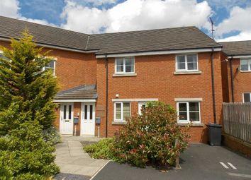 Thumbnail 2 bed flat to rent in Yew Tree Court, Carlisle, Carlisle