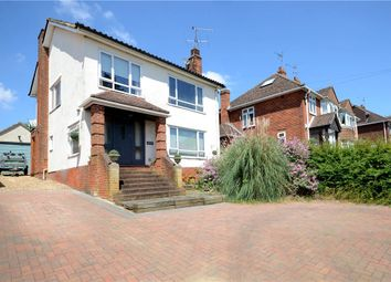 Thumbnail 4 bedroom detached house for sale in Henley Road, Caversham, Reading