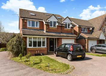 Thumbnail 6 bed detached house for sale in Shepherds Close, Hambrook, Chichester