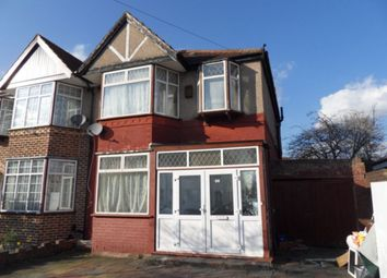 Thumbnail 4 bed terraced house to rent in Clydesdale Avenue, Stanmore