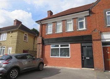 Thumbnail 1 bed flat to rent in Redstone Farm Road, Birmingham