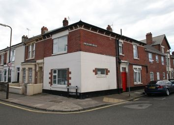 Thumbnail 4 bed terraced house to rent in Francis Avenue, Southsea