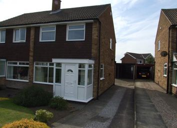 Thumbnail 3 bed semi-detached house to rent in Derwent Avenue, Leeds