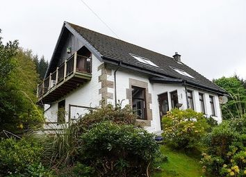 Thumbnail 3 bed detached house for sale in High Road, Blairmore, Argyll And Bute