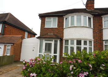Thumbnail 3 bed semi-detached house to rent in Turnbull Drive, Braunstone, Leicester