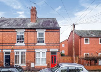 Thumbnail End terrace house for sale in Exchange Road, West Bridgford, Nottingham