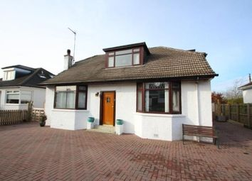 Thumbnail 4 bed bungalow for sale in Parklee Drive, Carmunnock