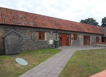 Thumbnail 3 bed barn conversion to rent in Blackdyke Road, Hockwold