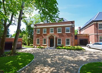 Thumbnail 5 bedroom detached house for sale in Milespit Hill, London