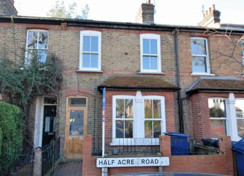 3 bed terraced house to rent in Half Acre Road, Hanwell, London W7