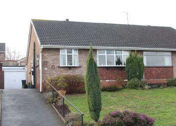 Thumbnail 2 bed semi-detached bungalow for sale in Edinburgh Crescent, Stourbridge