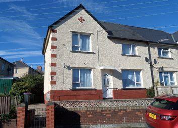 Thumbnail 3 bed semi-detached house for sale in James Street, Penygarn, Pontypool