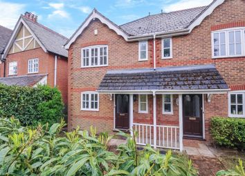 Thumbnail 3 bed end terrace house to rent in Chobham Road, Sunningdale