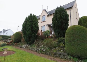 Thumbnail 2 bed semi-detached house for sale in Priors Walk, Melrose