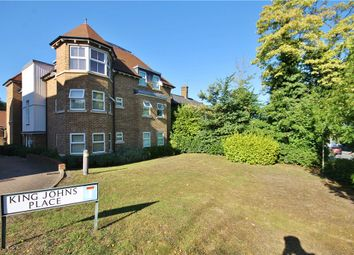 Thumbnail 2 bed flat for sale in King Johns Place, Egham Hill, Egham, Surrey