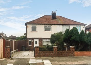 Thumbnail 3 bed semi-detached house for sale in Merepark Drive, Southport