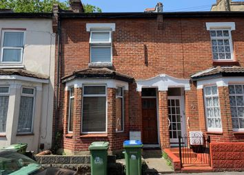 Thumbnail 4 bedroom terraced house for sale in Woodside Road, Portswood, Southampton